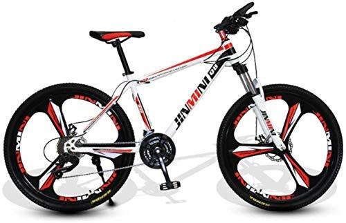 HCMNME Bicicletas de montaña, Bici de montaña de 24 Pulgadas for Hombres...