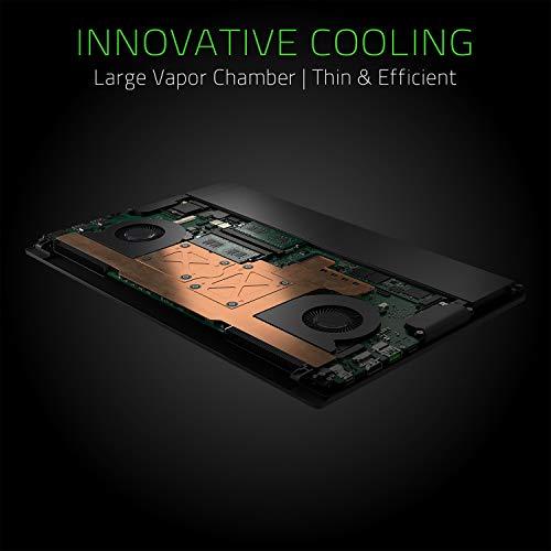 Razer Blade 15 Gaming Laptop 2019: Intel Core i7-9750H 6 Core, NVIDIA GeForce RTX 2080 Max-Q, 15.6