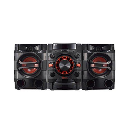 LG CM4360 - Mnicadena (230 W, Bluetooth, USB), color negro