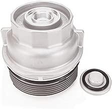 Oil Filter Housing Cap Assembly Replace 15620-31060,1562031060,15643-31050 For Toyota Camry Tacoma Tundra Venza 4Runner Avalon Fj Cruiser Highlander RAV4 Sienna & ES300h ES350 LS460 RX330 RX350