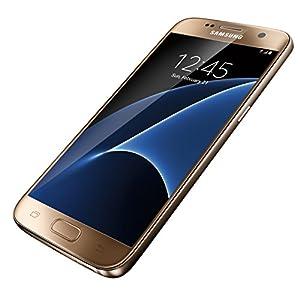 Samsung Galaxy S7 G930F 32GB Factory Unlocked GSM Smartphone International Version (Gold)