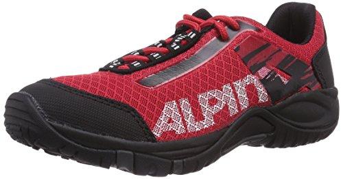 alpina Unisex-Erwachsene 680318 Trekking- & Wanderschuhe, Rot (Red), 37 EU