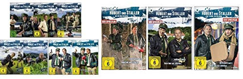 Staffel 1-7 + 3 Spielfilme (45 DVDs)