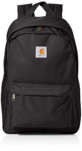 Carhartt Unisex-Adult Trade Backpack, Black, OFA