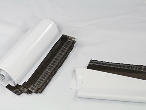 Realpack 100 x ORANGE Plastique Poly Sacs Postaux enveloppes Taille 12 x 16 305 mm