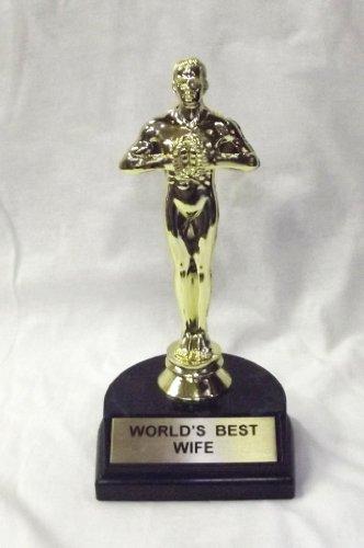 """World's Best Wife Trophy-7"""""""