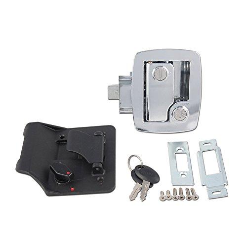 AP Products 013-535 Standard Bauer Travel Trailer Lock-Chrome