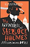 The Adventures of Sherlock Holmes:: (Fiction, Thrillers, Suspense) Arthur Conan Doyle [Illustrated]