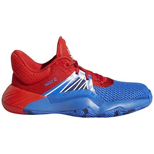 Adidas D.O.N. Issue 1 C Blue/Red/Ftwwht 12.5 Junior