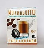 Cápsulas Compatibles Dolce Gusto de Café Cortado Descafeinado