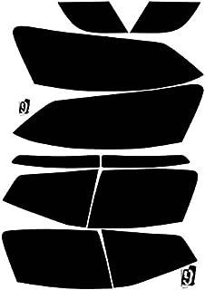 Subject 9 - Fits: Jetta (non-GLI) Pre-cut Vinyl Overlay Tint Complete Headlight and Taillight PLUS (2015 2016 2017 2018) DARK 20%