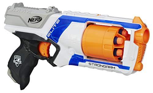Nerf - Lanzadardos Strongarm E...