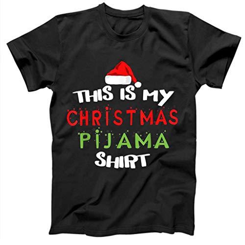 K-Youth Camiseta Hombre Navidad Casual Camisetas Manga Corta Hombre Deporte Ropa Adolescentes Chico Camisas Hombres...