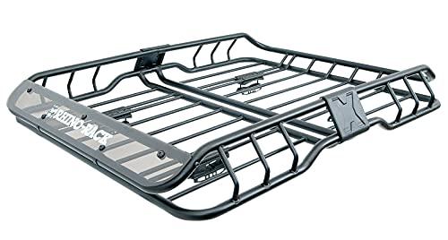 Rhino Rack Roof Mount Cargo Basket, Regular, RMCB01