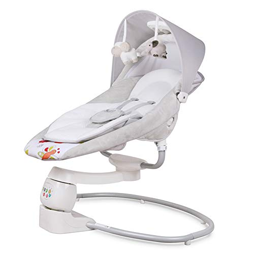 New DUOUH Multifunctional Rotating Baby Electric Rocking Chair, Baby Comfort Cradle Swing Chair, New...