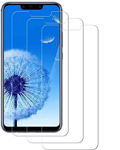 DOSMUNG Panzerglas für Huawei Mate 20 Lite, [3 Stück] Schutzfolie für Huawei Mate 20 Lite - Anti-Kratzer, Anti-Öl, Anti-Bläschen, HD Panzerglasfolie Displayschutzfolie für Huawei Mate 20 Lite