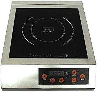 True Induction 240v 3200 Watt Commercial Single Induction Cook Top