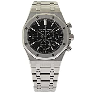 Audemars Piguet Royal Oak Chronograph Automatic Stainless Steel Mens Watch 26320ST.OO.1220ST.01 image
