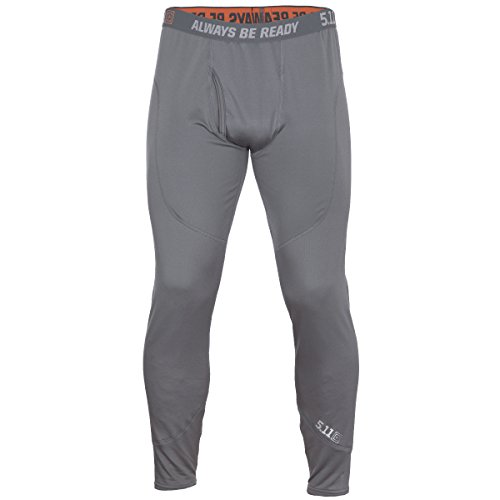 5.11 Tactical Calecon Sub Z Legging Homme, Storm, FR : S (Taille Fabricant : S)