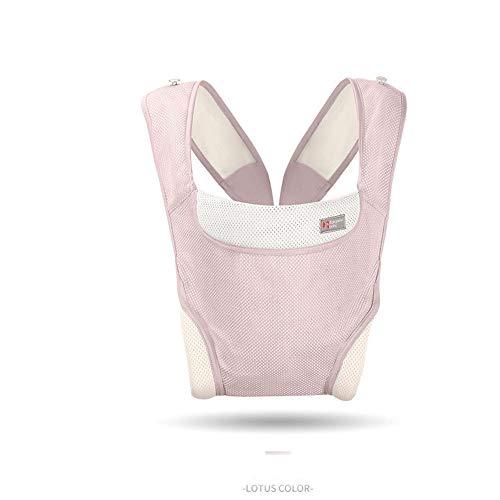 Portable Draagzak Original Ergonomisch Baby & Kind Carrier, ademend riem, 100% Katoen Universele Pasgeboren Peuter Heupdrager Infant Child Carrier, ideaal om te wandelen Shopping Traveling