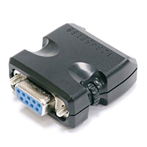Cablematic - Adapter Serie DB9 Buchse auf 9polige Klemmleiste ohne Schrauben