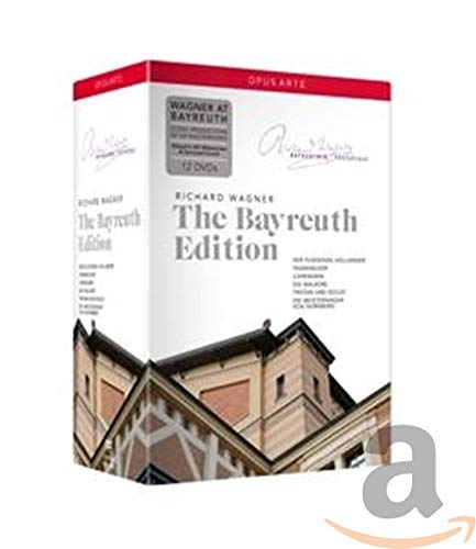 Wagner: The Bayreuth Edition [12 DVDs]