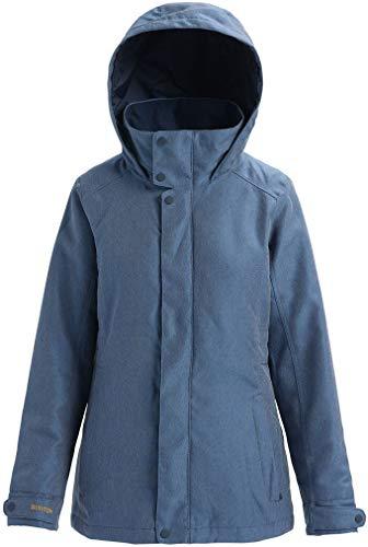 Burton Women's Jet Set Jacket, Light Denim, Medium