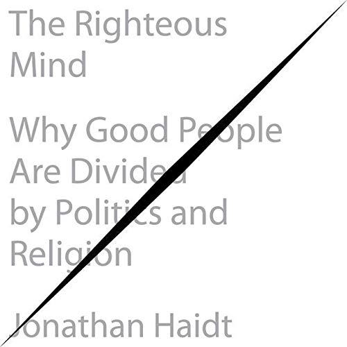 The Righteous Mind Titelbild