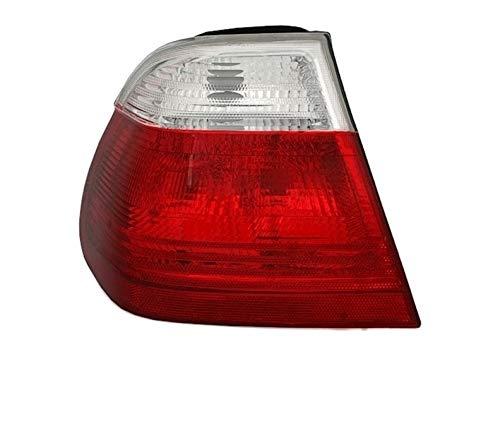 V-maxzone Vt238l gauche arrière Queue de lumière rouge Blanc