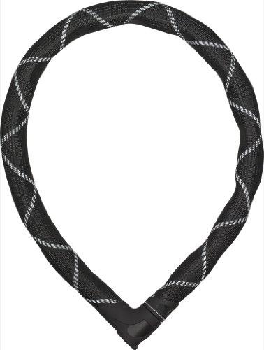 ABUS Kabelschloss Iven 8220/85, Black, 85 cm, 55157