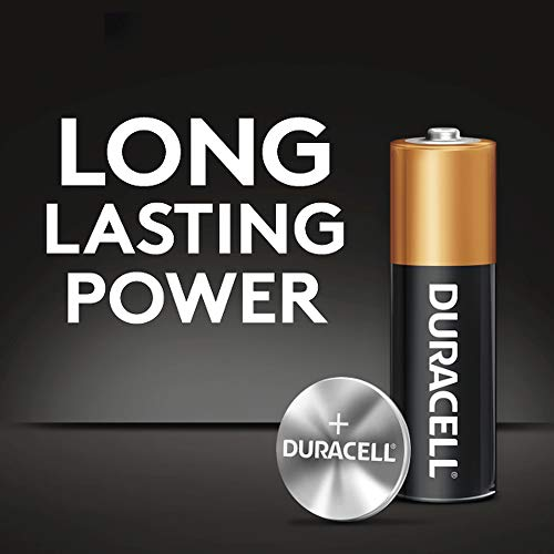 Duracell - 364 Silver Oxide Button Battery - long lasting battery - 1 count
