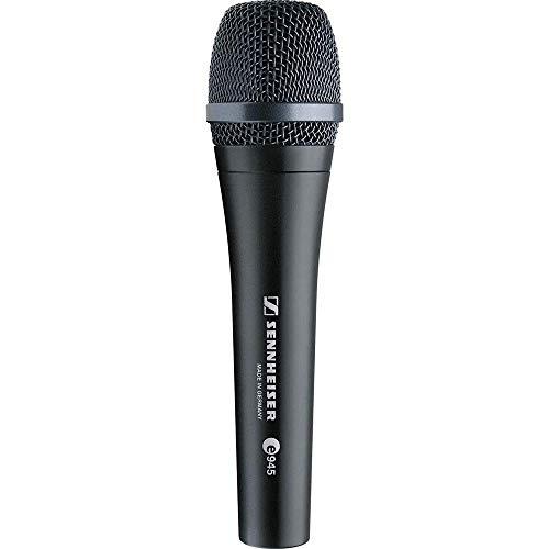 Sennheiser E945 Micrófono dinámico supercardioide,