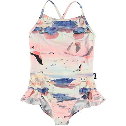 Molo - UV-badpak voor meisjes - Noona - Flamingo