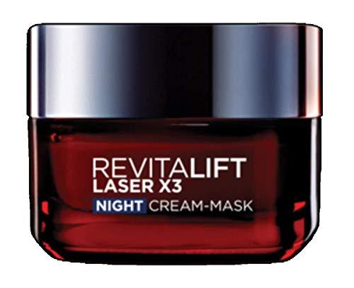 Glamorous Mart - L'Oréal Revitalift Laser x3 Noche máscara de crema 50 ml