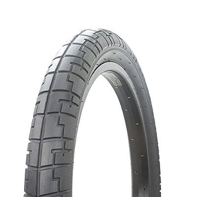 Fenix Cycles Wanda BMX Tread Bicycle Tire 20 x 2.40, for Bikes, All Black