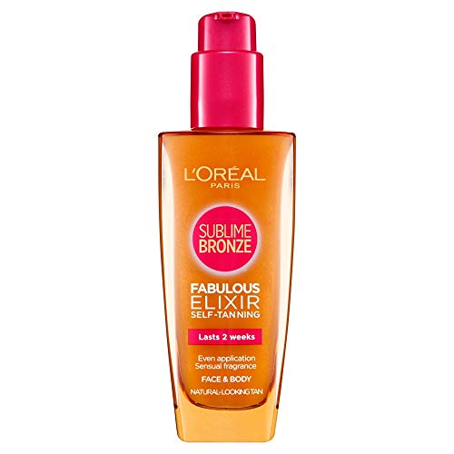L'Oréal Sublime Self-Tanning Elixir, 100 ml