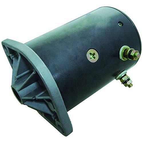 Fantastic Deal! New Snow Plow Motor Replacement For 12V CW Western 46-2473 46-2584 46-3618 MUE6103 M...