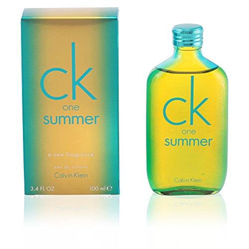 Calvin Klein CK One Summer 2014, 100 ml Eau de Toilette, unisex