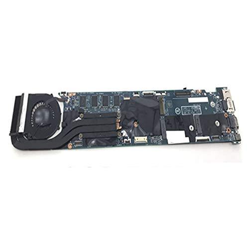 YLYWCG Tablero de reemplazo de computadora Placa Base De Cuaderno Fit For Lenovo ThinkPad X1 Carbon I5-4300U 8GB Mainboard 00HN767 12298-2 48.4ly06.021 DDR3 Placa Base de computadora de Escritorio