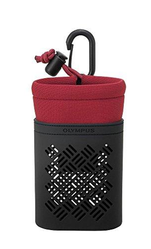 Olympus Universal Tough Kamertasche (geeignet für alle Olympus TG Modelle), rot
