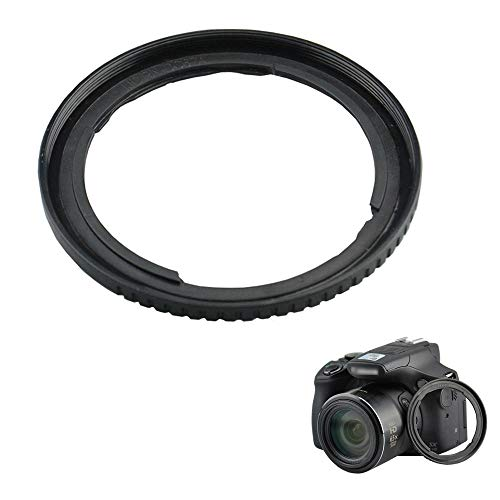 Includes Filter//Lens Adapter Canon PowerShot SX70 HS High Grade Multi-Coated /& Threaded 3 Piece Lens Filter Kit