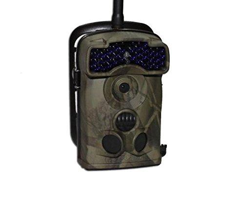 Ltl Acorn 5310MG, cámara Caza, y fototrampeo, envío de Fotos al Correo, Infrarrojos Invisibles al Ojo Humano, 12Mp, Tiempo de Disparo 0,8s, Videos FHD, 20m iluminacion Nocturna