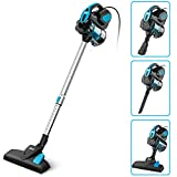 INSE Vacuum Cleaner Corded 18KPA Powerful Suction Stick Vacuum Cleaner with 600W Motor
