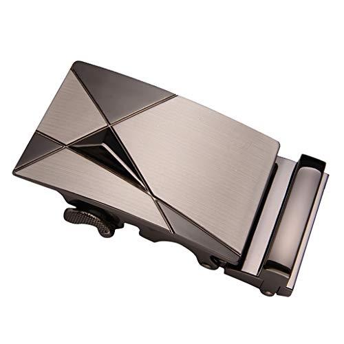 Sharplace Herren Ratsche Automatik Gürtelschnalle Gürtelschliesse für 35 mm breite Gürtel - 5, 8,5 x 4 x 1,5 cm