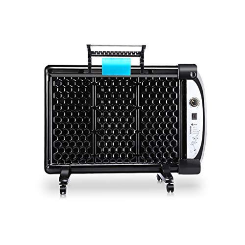 lcc Radiador de Aceite 4 en 1 - Calentador eléctrico | Humidificador...