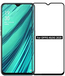 SIZOO - Phone Screen Protectors - For Oppo A9 2020 9D 6D 5D Full Glue Cover Tempered Glass Screen Protector for Oppo Reno ...