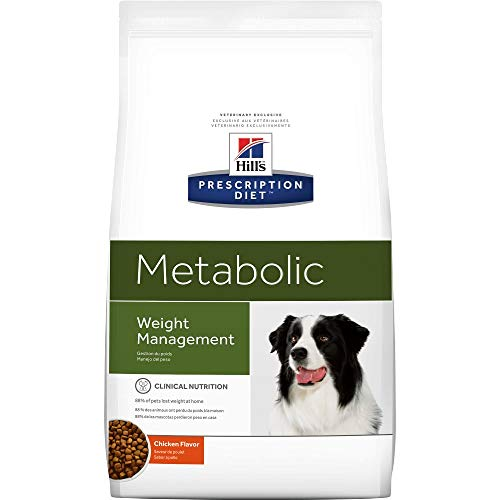 Hill's Prescription Diet Canine Metabolic, 1er Pack (1 x 12 kg)