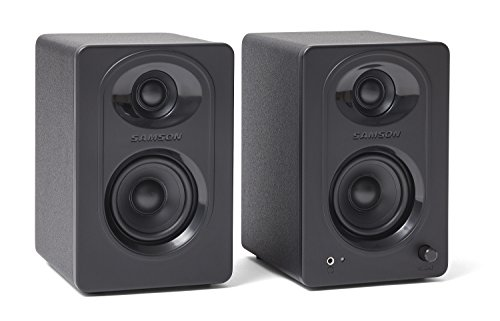 Buy Discount Samson Studio Monitor, 3-Inch (M30)