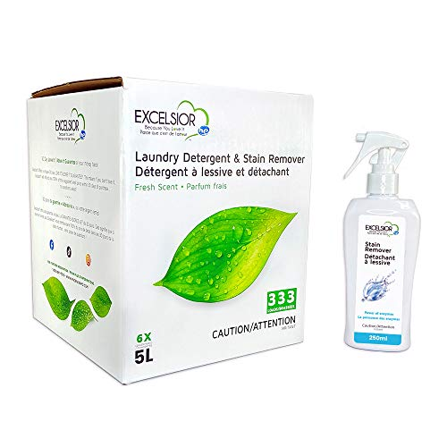Excelsior - Laundry Detergent with Stain Remover Spray