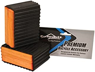 Summit Pedal Blocks Rubber & Wood